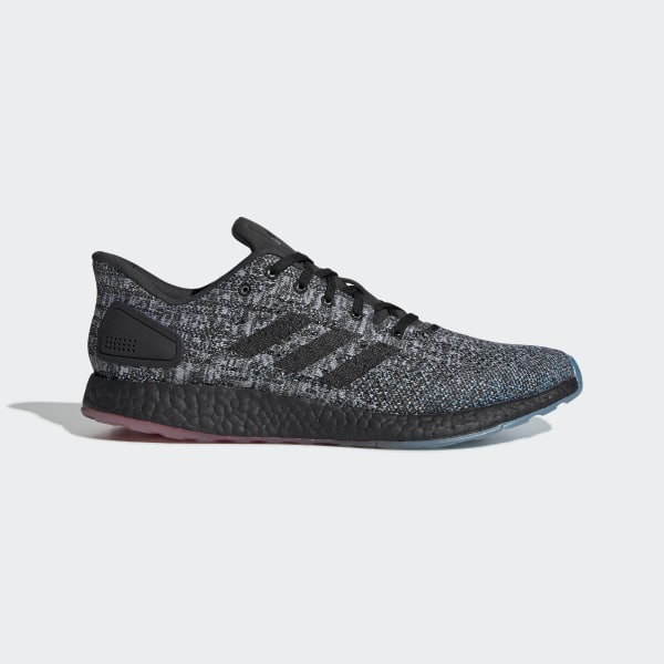 c610ef9abc119 Pureboost DPR LTD Shoes Core Black   Core Black   Active Red B37801