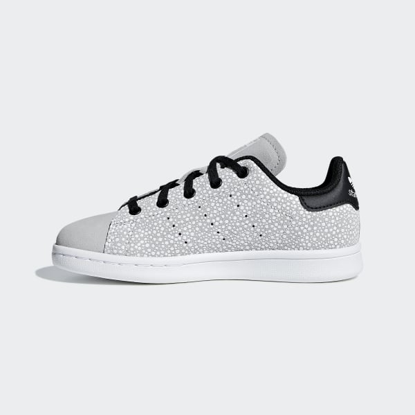 differently 333fb d199a Scarpe Stan Smith Grey Two   Grey Two   Core Black F34169