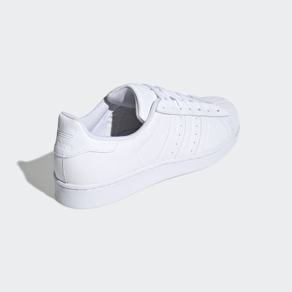 dde262c901aea Superstar Foundation Shoes Footwear White   Cloud White   Cloud White B27136