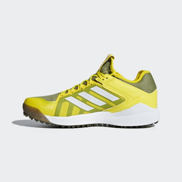 84027db2fe2 Hockey Lux Shoes Shock Yellow   Ftwr White   Trace Cargo AC8771