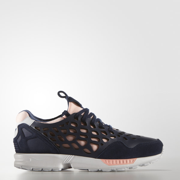Zapatillas Originals ZX Flux Lace Mujer BLACK PINK S77458 a4fafc0d1bfd0