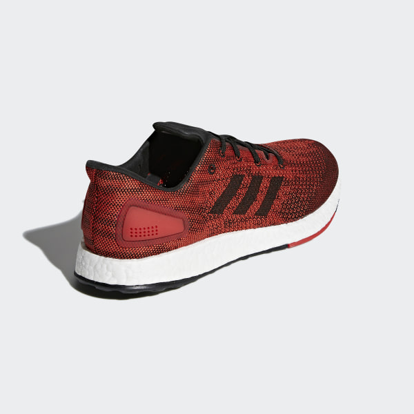 e4dc74b85839b Pureboost DPR Shoes Hi-Res Red   Core Black   Hi-Res Red BB6294