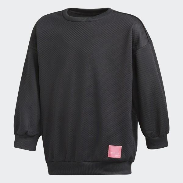 ac1e079d8584 adidas EQT Crew Sweatshirt - Black