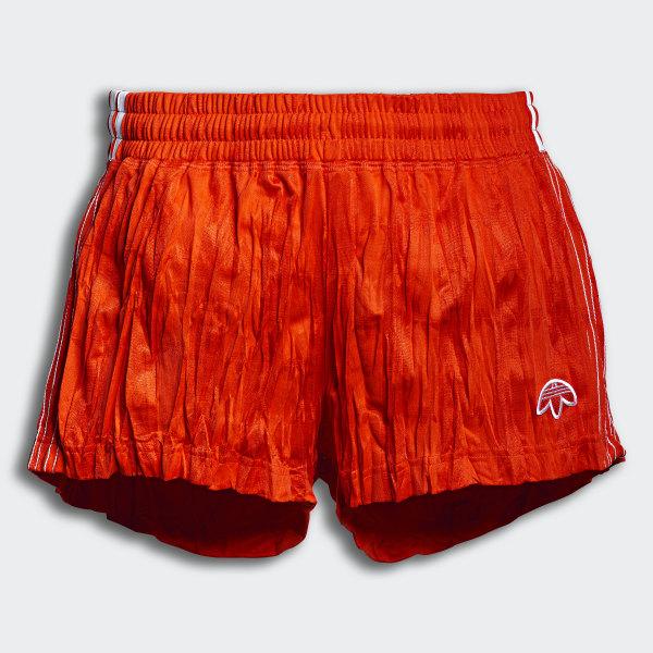 Shorts Aw - Laranja adidas  ddb5abc3324af