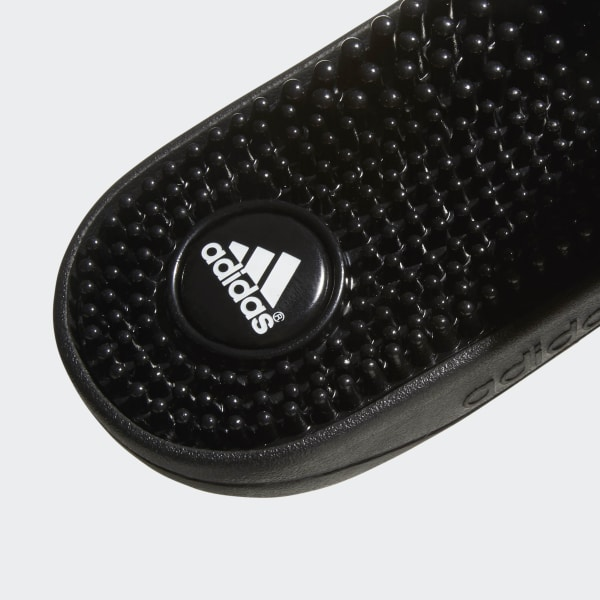 ca895f19963 Adissage Slides Black   Black   Cloud White 087609