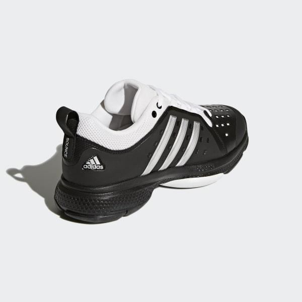 f0a92743e5118 Barricade Classic Bounce Shoes Core Black   Silver Metallic   Cloud White  CG3108