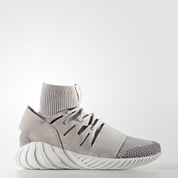 2e04bb590f4b adidas Men s Tubular Doom Primeknit Shoes - Grey