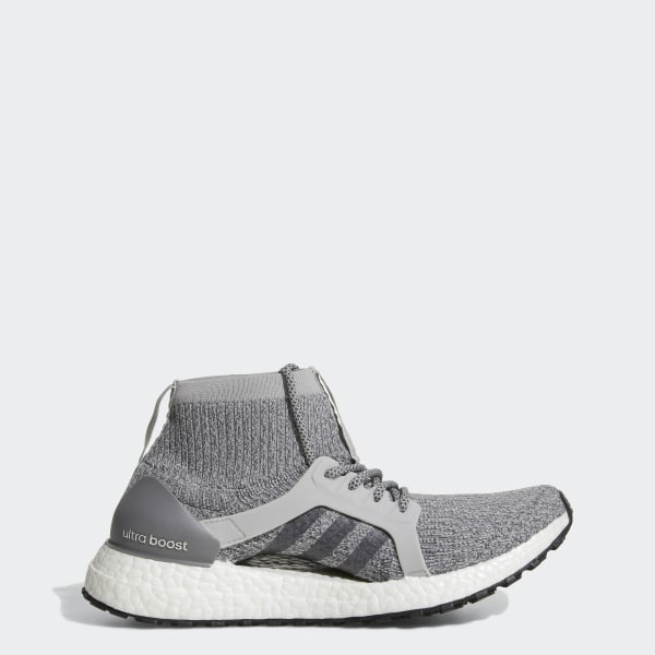 competitive price 47a9e b99b8 UltraBOOST X All Terrain Shoes Grey   Grey   Grey S81117