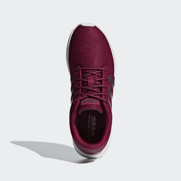 size 40 eb1f2 2698f Cloudfoam QT Racer Shoes Mystery Ruby  Mystery Ruby  Carbon BB7311