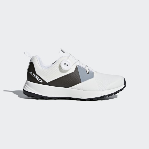 timeless design 78e31 fe842 Chaussure Terrex Two Boa Ftwr WhiteCore Black CM7575