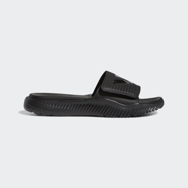 d7127bd2474bf Alphabounce Basketball Slides Core Black   Core Black   Core Black B41720