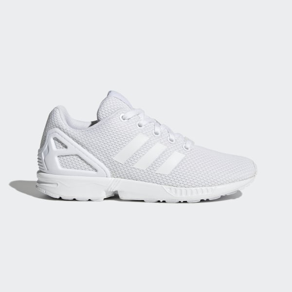 a11fa30df adidas ZX Flux Shoes - White