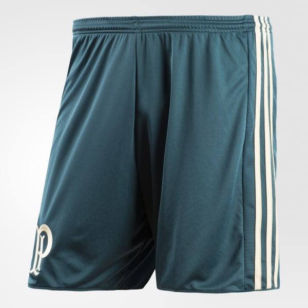 Shorts Palmeiras 3 - Verde adidas  005fb8a882eb6