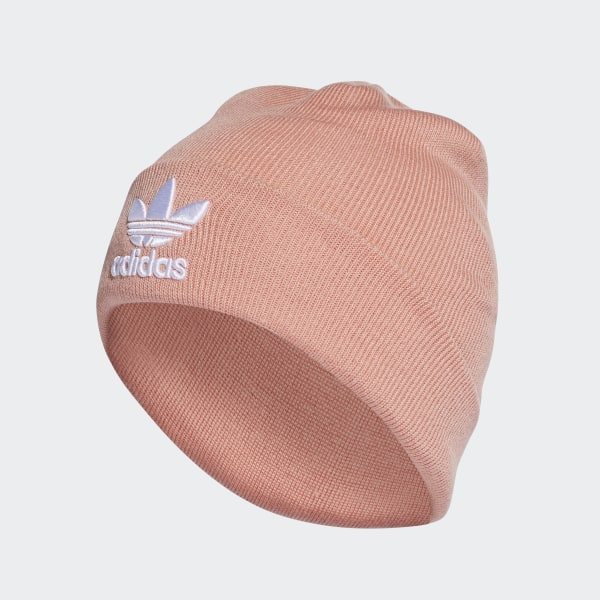 Čepice Trefoil Dust Pink   White DV2486 0638928ab9