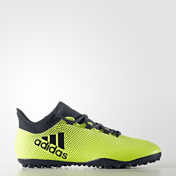 separation shoes 5100e 183d9 Botines X Tango 17.3 Turf SOLAR YELLOW LEGEND INK F17 SOLAR YELLOW CG3727