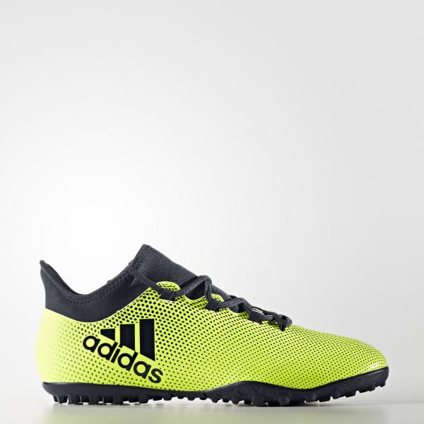Zapatos de Fútbol X Tango 17.3 Césped Artificial SOLAR YELLOW LEGEND INK  F17 SOLAR 2f946af051a85