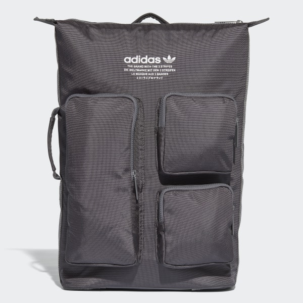 45a48b0cd8d7 adidas NMD Day Backpack Grey Five CE2391