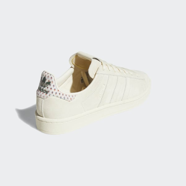 cheap for discount ed0fb 6b8ab Campus Pride Shoes Cream White  Trace Pink  Trace Scarlet B42000