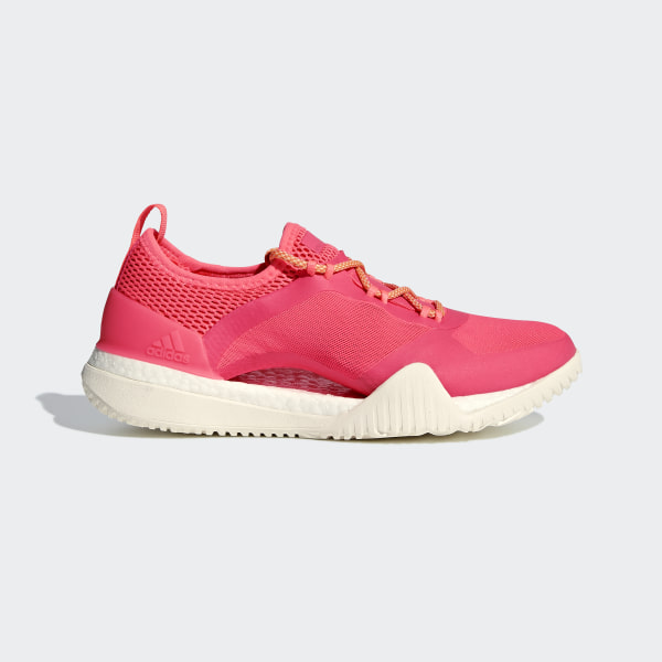 Pureboost X TR 3.0 Shoes Turbo   Core Red   Chalk White AC7553 c770ca88c90b