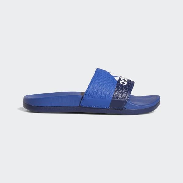 best sneakers 60fac 8bd5e SLIDES ADILETTE COMFORT K COLLEGIATE ROYAL FTWR WHITE DARK BLUE B43529