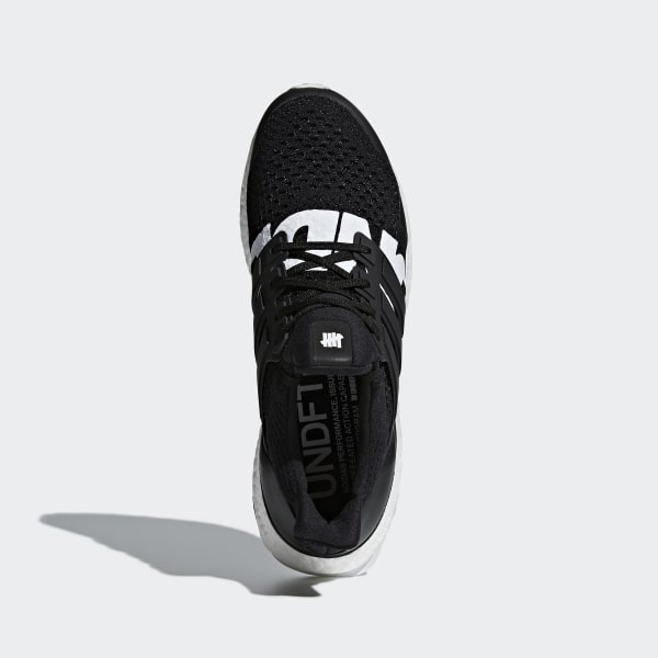 908b351ae2146 adidas x UNDEFEATED Ultraboost Shoes Core Black Core Black Ftwr White B22480