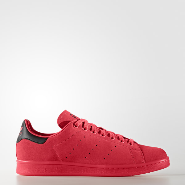 7c250994eacea Tenis Stan Smith SHOCK RED SHOCK RED SHOCK RED S80032