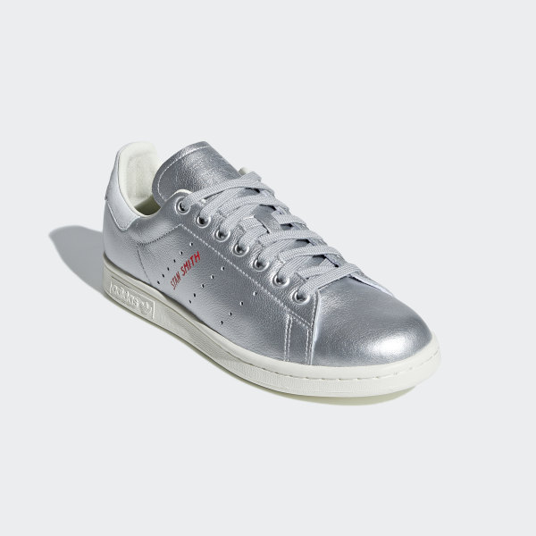 best loved 55107 5d26a Stan Smith Shoes Silver Met.   Silver Met.   Blue Tint B41750