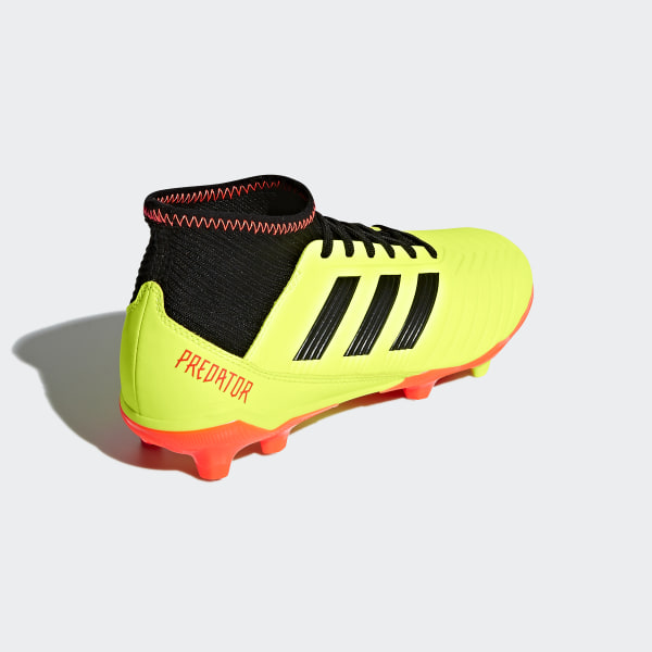 ... Predator 18.3 Firm Ground Cleats Solar Yellow Core Black Solar Red  DB2319 release info on 6f9d7  adidas ... 404bfd921