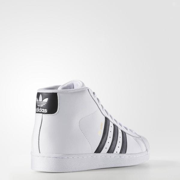 8ac6e2ba83e8 Pro Model Shoes White Core Black S85956