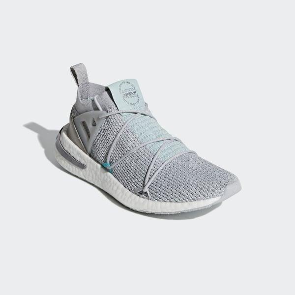 0f273e4383caa Arkyn Primeknit Shoes Grey Two   Grey Two   Ash Green B96511