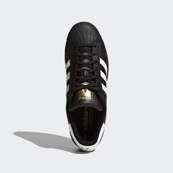 24a34097d99c Superstar Foundation Shoes Core Black   Cloud White   Core Black B27140