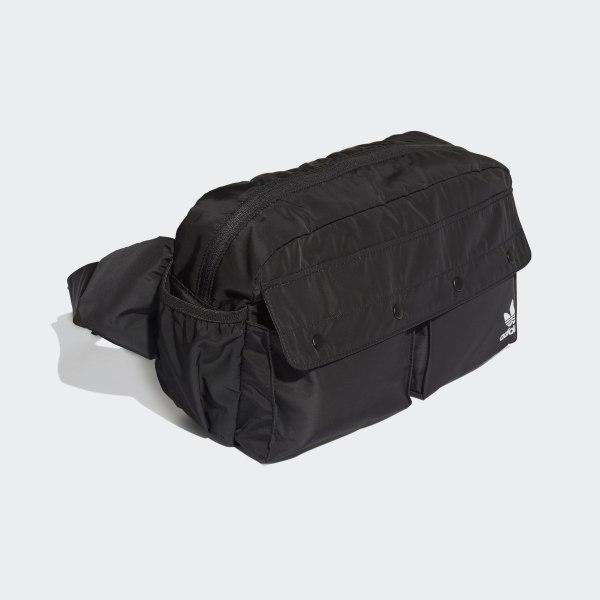 81cb445d997 adidas Funny Bum Bag Large - Black