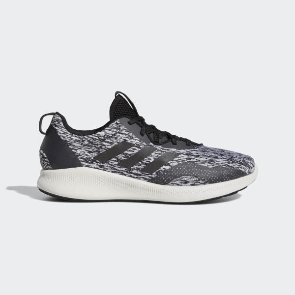 Purebounce+ Street Shoes Core Black   Trace Grey Metallic   Cloud White  B96360 cb7711e74