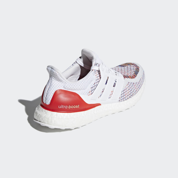 8fbe24e05c863 ULTRABOOST Shoes Cloud White   Cloud White   Red BB3911