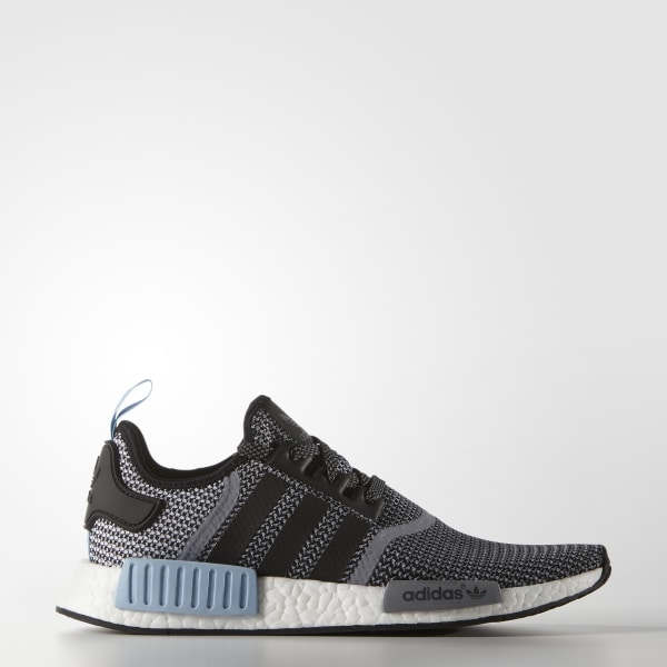 6b11c80d8 Tênis Nmd Runner CORE BLACK CLEAR BLUE S79159
