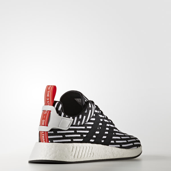 d8f9b4b9a ZAPATILLAS ORIGINALS NMD R2 PK CORE BLACK CORE BLACK FTWR WHITE BB2951