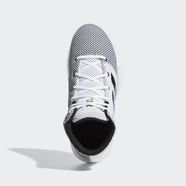3cdddeefecdac Pro Bounce Madness 2019 Shoes Cloud White   Core Black   Cloud White BB8072