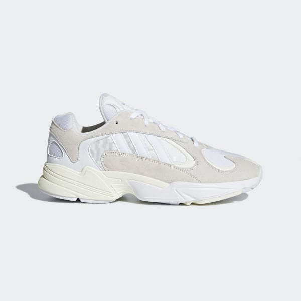 34c6892301d91 Yung-1 Shoes Running White   Running White   Cloud White B37616
