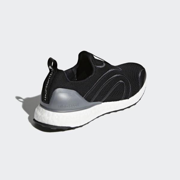ce9570bd0 Ultraboost Uncaged Shoes Core Black   Black Silver   Eggshell Grey BB6273