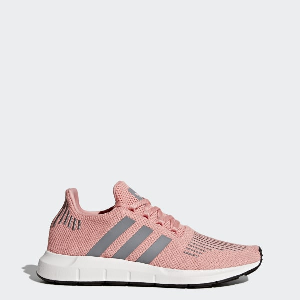 Zapatillas adidas Originals SWIFT RUN Mujer TRACE PINK F17 GREY THREE  F17 CRYSTAL WHITE 540c893f89205
