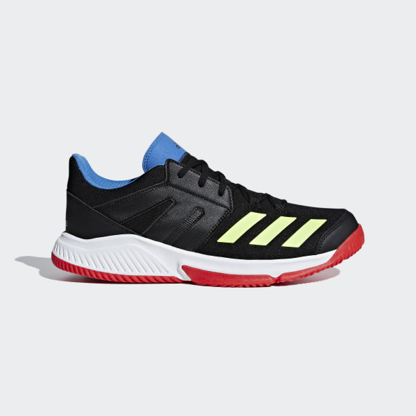 buy popular c00e4 5bd1e Chaussure Stabil Essence Core Black   Hi-Res Yellow   Active Red BD7406