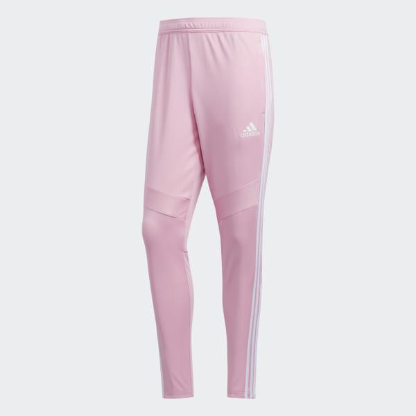 40cda282246 Tiro 19 Training Pants True Pink   White DZ6170