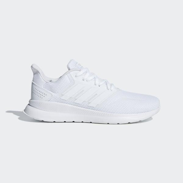 Runfalcon Schuh Ftwr White / Ftwr White / Core Black F36215