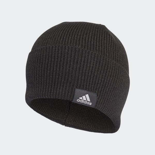 ab6e75f4061 Performance Beanie black   black   mgh solid grey CY6026