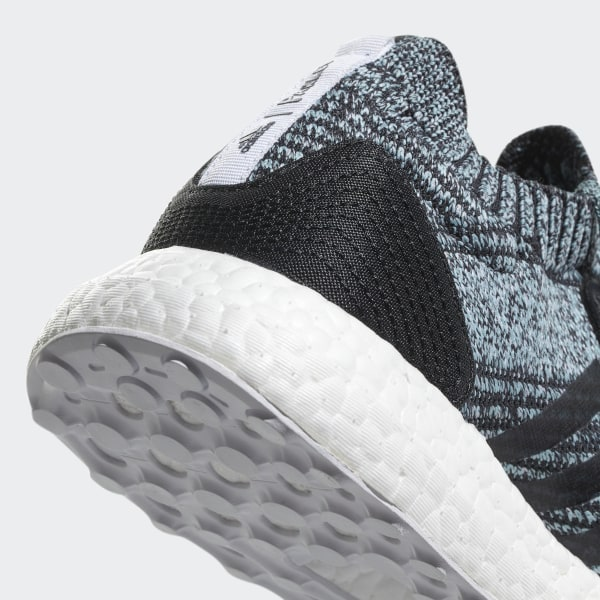 6459a637f0365 Ultraboost X Parley Shoes Carbon   Carbon   Blue Spirit DB0641