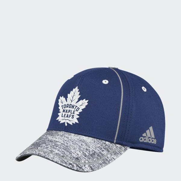 938b1e275b3 adidas Maple Leafs Flex Draft Hat - Nhltml