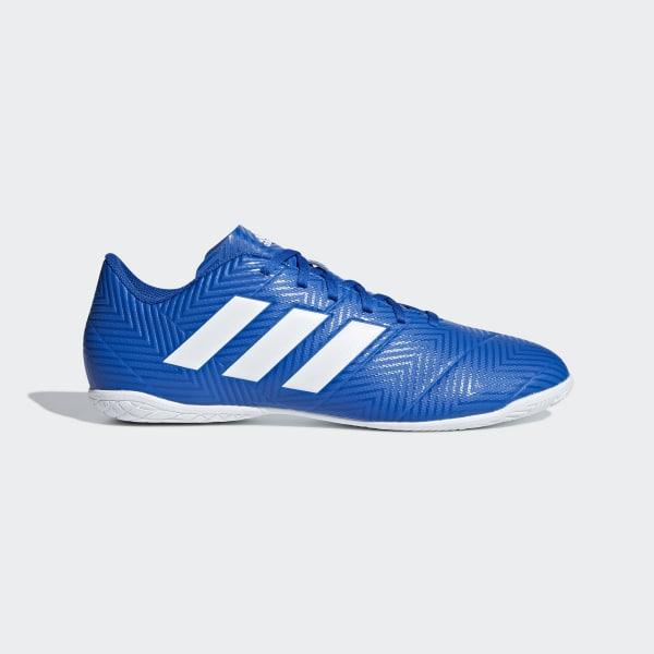 Chuteira Nemeziz Tango 18.4 Futsal FOOTBALL BLUE FTWR WHITE FOOTBALL BLUE  DB2254 339e80187e66e