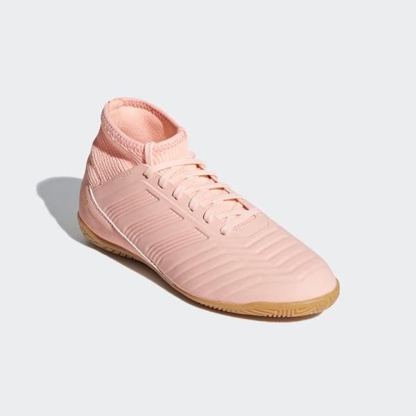 buy online 1110b 5fc2a Predator Tango 18.3 Indoor Fotbollsskor Clear Orange   Clear Orange   Clear  Orange DB2325