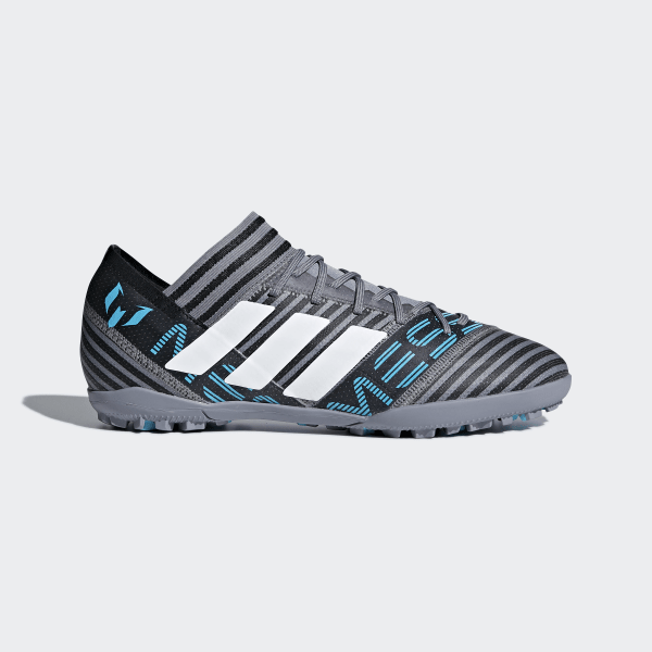 separation shoes a9d50 b4558 Botines de fútbol Nemeziz Messi Tango 17.3 Césped Artificial UNITY INK  F16 FTWR WHITE