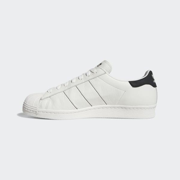pretty nice 41de3 655d1 Superstar 80s Shoes Off White  Core Black  Off White CQ2653
